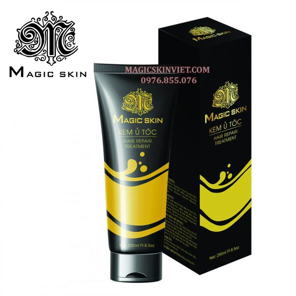 kem ủ tóc magic skin