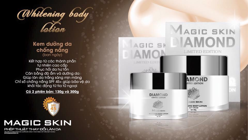 Kem Body Ngày MAGIC SKIN